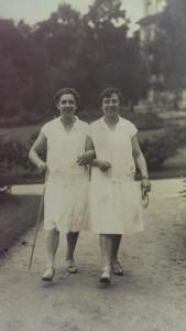 Sommerfrische in Bad Liebenstein 1926
