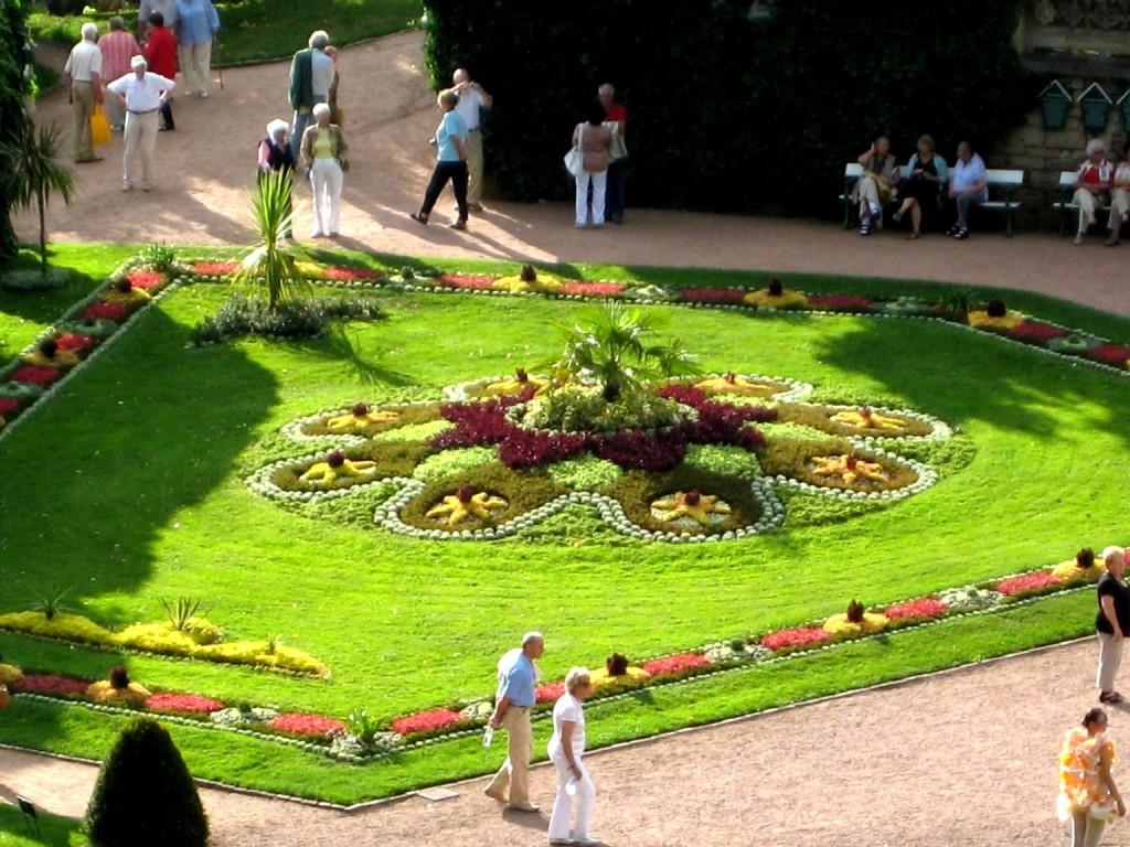 Der Schloß- und Landschaftspark Altenstein- zu jeder Jahreszeit ein Erlebnis.