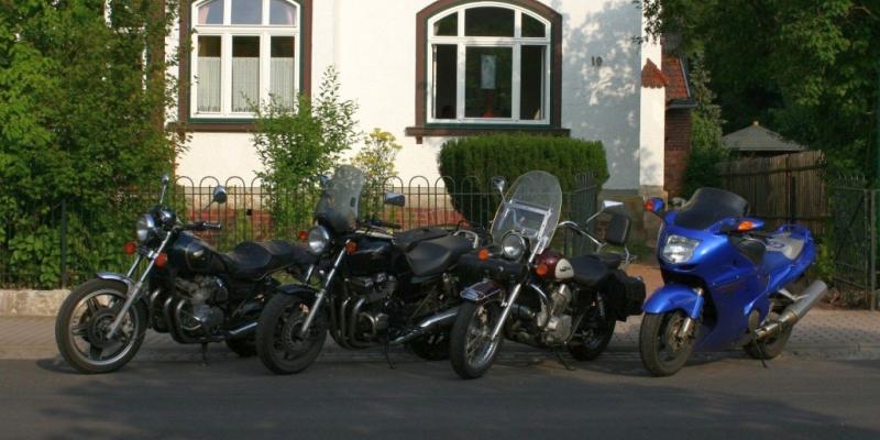 Motorradtouren Villa Rossek