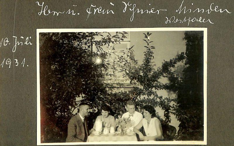 Geschichte der Villa