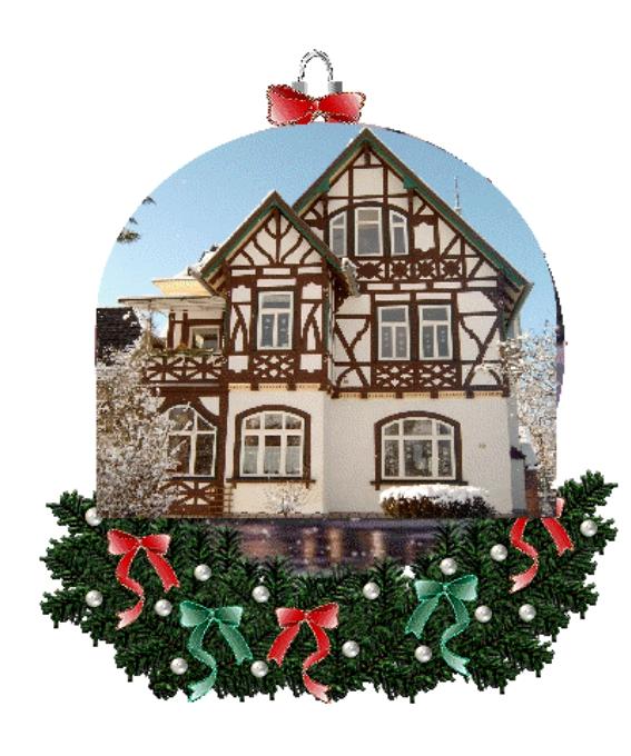 Weihnachten in der Villa Rossek