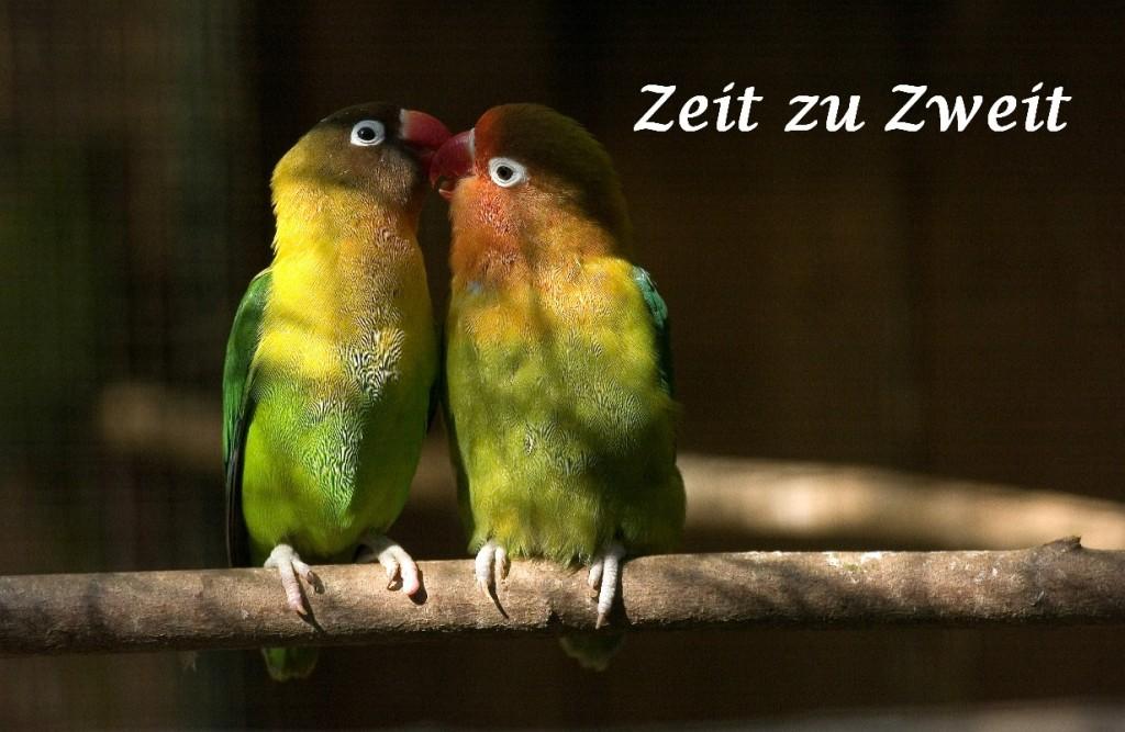 Wenn Zwei zusammengehören